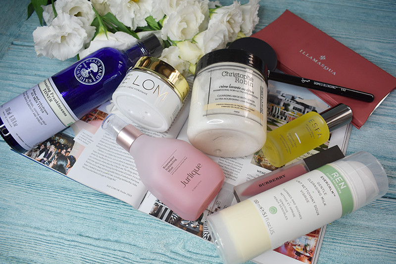 Наполнение Lookfantastic Beauty Chest Beauty Box