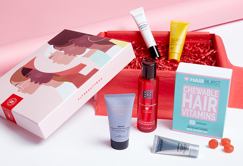 Lookfantastic Beauty Box March 2020