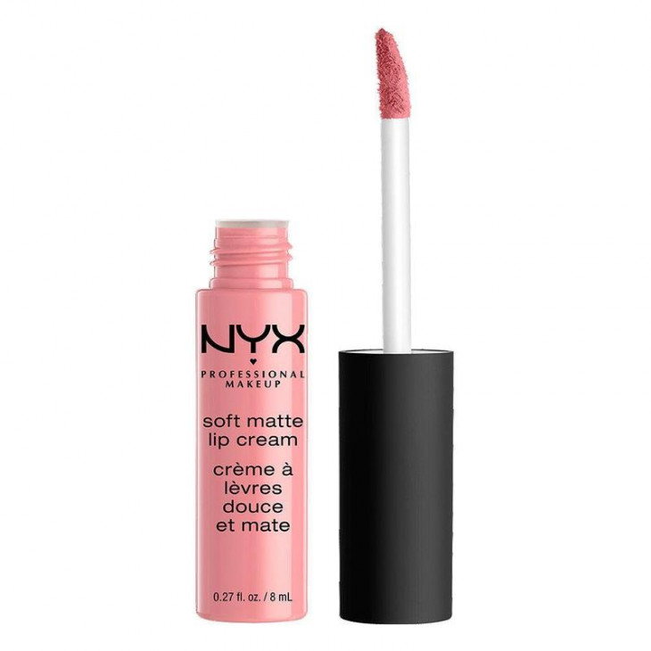 NYX Professional Makeup Soft Matte Lip Cream In Istanbul