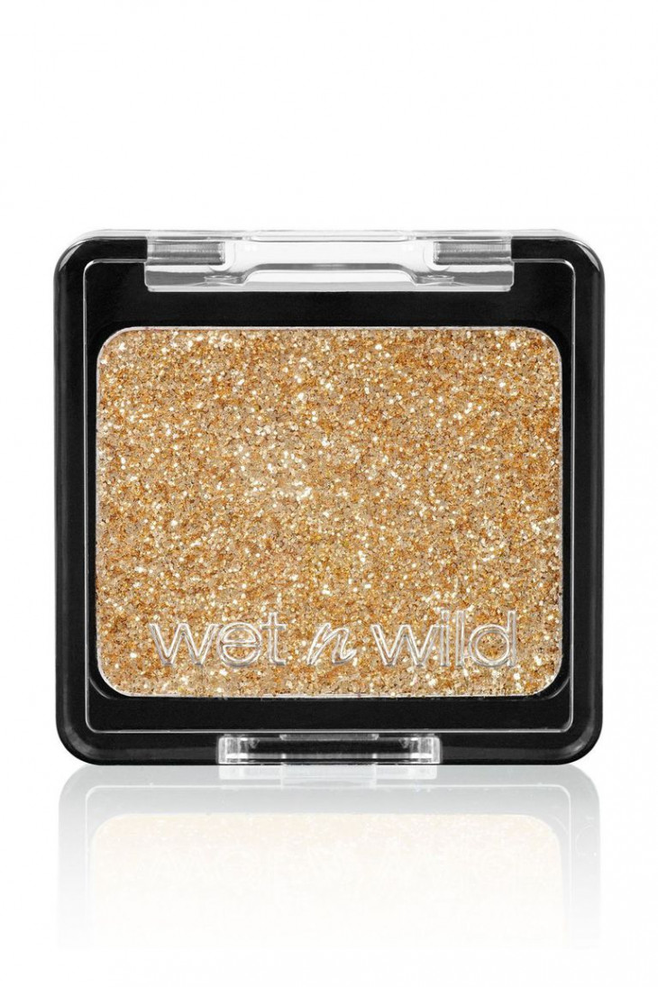Wet n Wild Color Icon Glitter Single in Brass