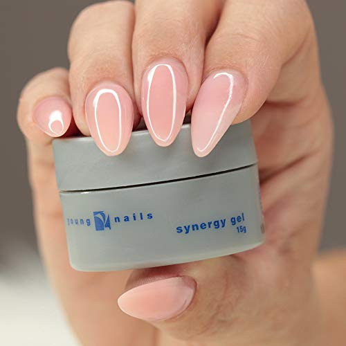 Young Nails Synergy Building Gel, Clear