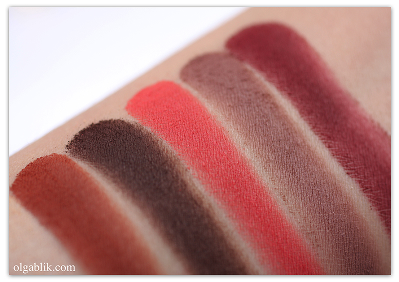 Lime Crime Venus — The Grunge Palette, Отзывы, Фото, Свотчи, Photo, Review, Swatches