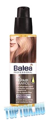 Balea Oil repair