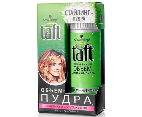 Taft Volumen Powder